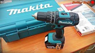 Makita DHP482 RFE + trusa accesorii Makita