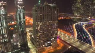 Dubai Water Canal opens alongside Al Habtoor City (Time-lapse)