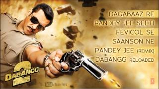 Full Songs (Jukebox) - Dabangg 2