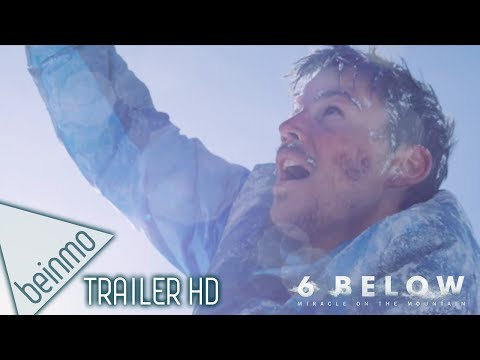 6 Below SA Teaser Trailer (2018) Josh Hartnett, Mira Sorvino True Survival Story