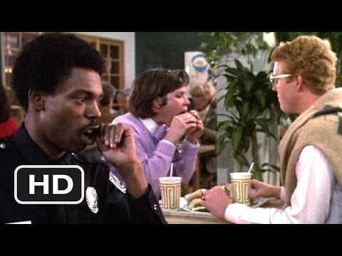 Police Academy 2 (1985) - Loud Lunch Scene (1/9)   Movieclips