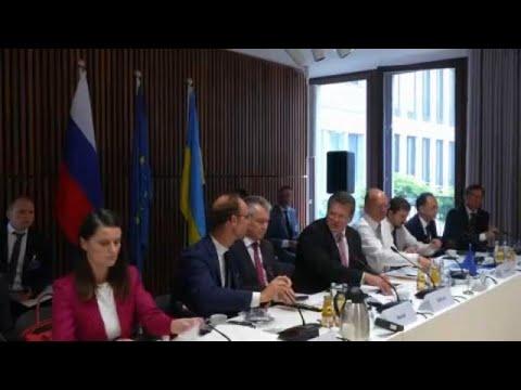 Moskau und Kiew an einem Tisch - Gespräche über Gas-T ...