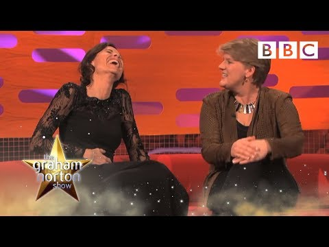 Funny race horse names 🏇 | The Graham Norton Show - BBC