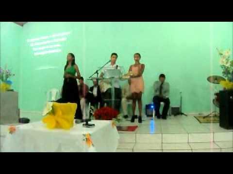 Pré festa dia do evangélico Lagoa do Tocantins - Louvores