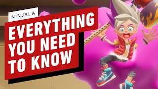 Ninjala: Everything You Need to Know! by IGN