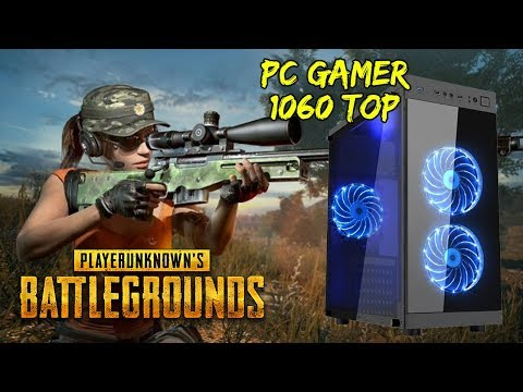 PC GAMER 1060 TOP - PLAYERUNKNOWN'S BATTLEGROUNDS