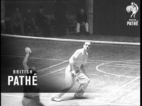 New York – Badminton Fever (1938)