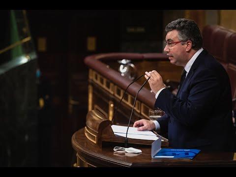 """Javier Bas: """"El Gobierno quiere imponer el nuevo impuesto digital para saciar su afán recaudatorio"""""""