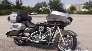 8. Used 2009 Harley Davidson Custom Road Glide Bagger for sale in Florida