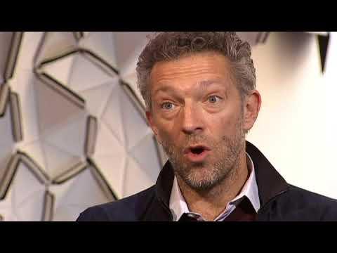 Interview de Vincent Cassel  pour Un moment d'égarement