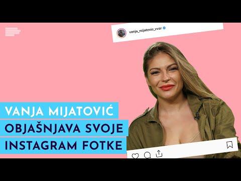 Vanja Mijatović: Fuj su mi ribe kojima  vidiš gluteus, pa lice na slici!   MONDO InŠTAgram   S01E53