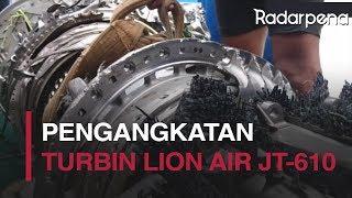 Video Turbin Lion Air JT-610 Berhasil Diangkat MP3, 3GP, MP4, WEBM, AVI, FLV November 2018