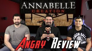 Video Annabelle: Creation Angry Movie Review MP3, 3GP, MP4, WEBM, AVI, FLV September 2018