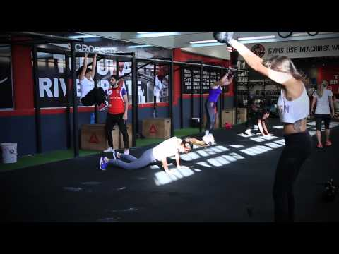 Crossfit en River: as� se entrenan las chicas de River