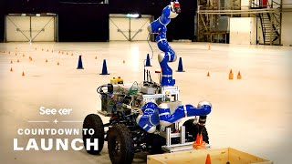 From Haptic Robots to a Plastic Recycler, Here's the Exciting Tech Heading up to Space by DNews