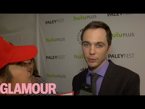 Video Jim Parsons Sings The Big Bang Theory Theme Song - Glamour - Celebrities download in MP3, 3GP, MP4, WEBM, AVI, FLV January 2017
