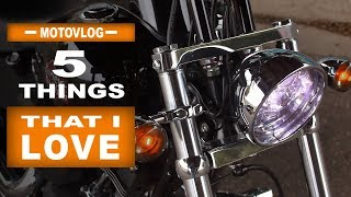 10. 5 Things I LOVE About My Harley Davidson Night Train