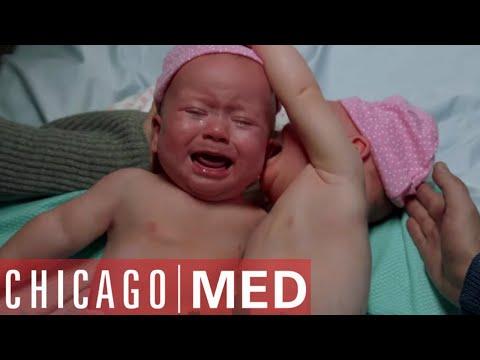 Splitting Close Sisters | Chicago Med