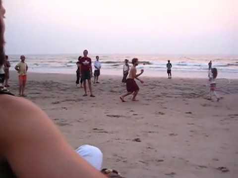 Vídeo de Arambol en Goa