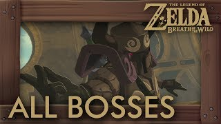Zelda Breath of the Wild - All Bosses on MASTER MODE (No Damage). This video shows you every boss fight on Master Mode using Phantom Link and the Master Sword.►ZELDA: BREATH OF THE WILD - WALKTHROUGH PLAYLIST: https://goo.gl/YLpbte►Twitter: https://twitter.com/beardbaer►All Bosses:00:01 - Master Kohga04:16 - Thunderblight Ganon06:28 - Waterblight Ganon09:09 - Windblight Ganon11:46 - Fireblight Ganon14:13 - Calamity Ganon19:57 - Dark Beast Ganon24:05 - Ending►Game Informations:▪ Title: The Legend of Zelda - Breath of the Wild▪ Developer: Nintendo▪ Publisher: Nintendo▪ Platform: Switch, Wii U▪ Genre: Action-adventure▪ Playtime: 25+ hours