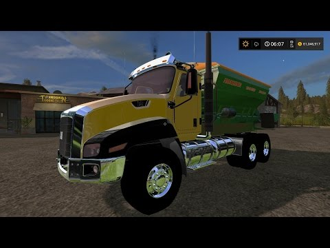 Caterpillar CT660 spreader v1.0