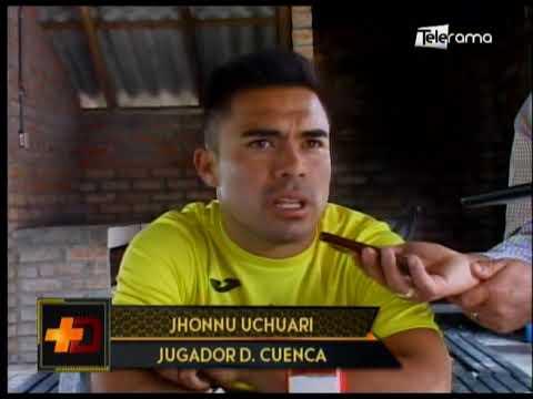 Deportivo Cuenca entrena para cotejo ante Macará