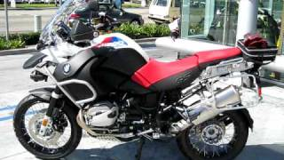 3. 2010 BMW R1200GS Adventure 30 years GS