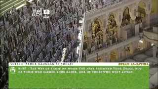 HD | Makkah Maghrib 21st May 2014 Sheikh Sudais w/ Translation