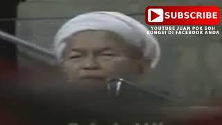 DOA ALMARHUM TOK GURU KEPADA NAJIB RAZAK & ZAHID HAMIDI