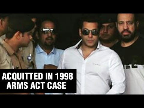 Salman Khan Acquitted By Jodhpur Court | Chinkara