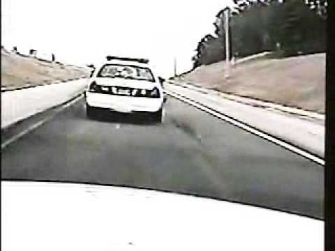 CAUGHT ON CAMERA: Birmingham Alabama Police Beat Suspect