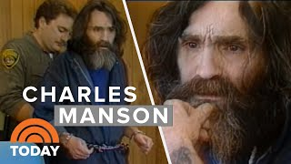 Video Mass Murderer Charles Manson's 1987 Interview In San Quentin Prison | TODAY MP3, 3GP, MP4, WEBM, AVI, FLV Maret 2019