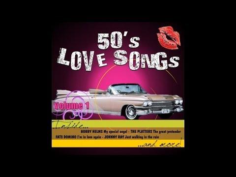 Various Artists - 50's Love Songs Vol. 1
