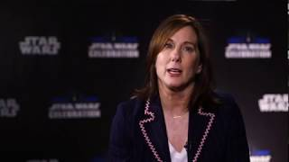 Video Kathleen Kennedy : Girls can't identify with Luke Skywalker MP3, 3GP, MP4, WEBM, AVI, FLV Maret 2018