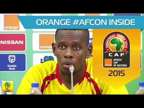 CAN 2015 Guinée – Conférence de presse (20/01)