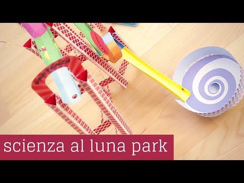 Esperimenti di fisica per bambini sul moto: Scienza al Luna Park