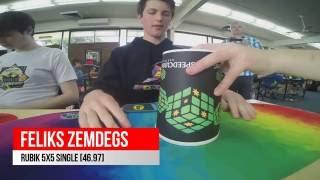 Video Kumpulan Rekor Dunia Rubik (Official) MP3, 3GP, MP4, WEBM, AVI, FLV Juli 2018