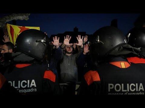 Katalonien-Krise: Puigdemont greift Madrid an
