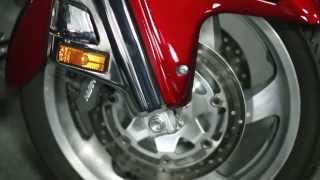 8. 2008 Honda Gold Wing Premium Audio
