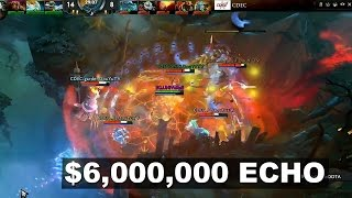 Nonton Universe $6,000,000 Echo Slam Dunk Dota 2 TI5 Film Subtitle Indonesia Streaming Movie Download