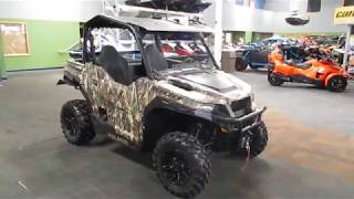 9. 2018 Polaris General 1000 EPS UU259