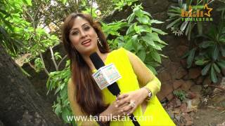 Maanu Speaks at Enna Satham Intha Neram Press Meet