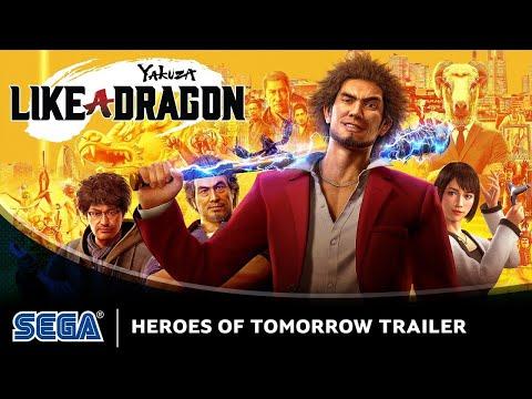 Yakuza : Like a Dragon : Trailer