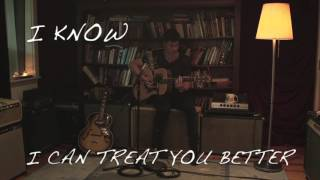 Shawn Mendes- Treat You Better Lyrics (acoustic version)