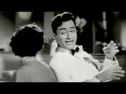 hai hai ye nigahein - Hit Song from Paying Guest (1957), a love story, starring Dev Anand, Nutan, Yakub, Jagirdar, Sajjan Music: S D Burman, Producer : Filmistan Singer : Kishore ...
