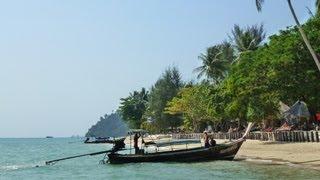 Koh Hai Island Thailand Near Koh Lanta