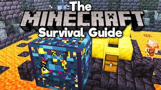 How to find Diamonds in the Nether! • The Minecraft Survival Guide (Tutorial Lets Play) [Part 322]
