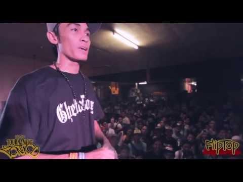 FlipTop - Sinio vs Batang Rebelde - Isabuhay Tournament