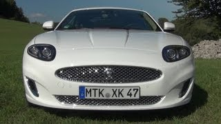 ' 2013 Jaguar XK 5.0 L V8 Convertible ' Test Drive&Review - TheGetawayer