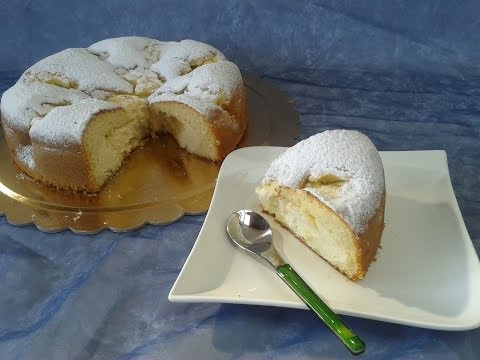 video ricetta: torta nua